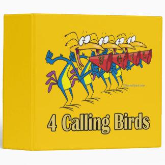 """4to cuarto día de cuatro pájaros de llamada de nav carpeta 2"""""""