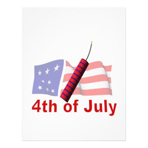 4to De julio Tarjeton