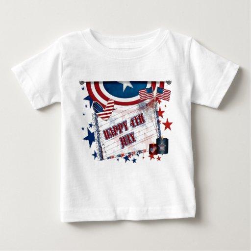 4to De JULIO T-shirts