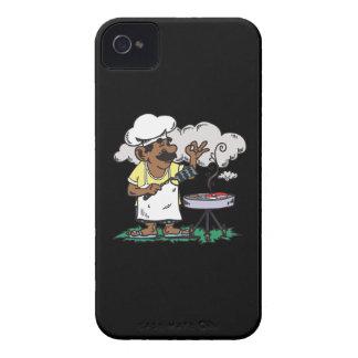 4to De la barbacoa de julio iPhone 4 Case-Mate Fundas
