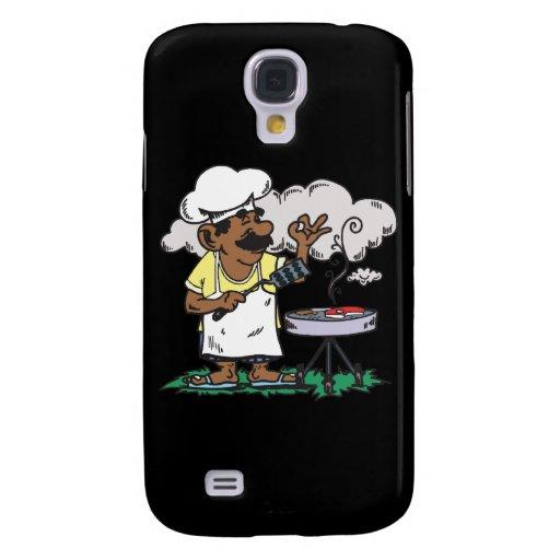 4to De la barbacoa de julio Funda Para Galaxy S4