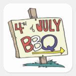 4to De la barbacoa de julio Colcomanias Cuadradases
