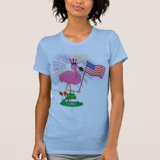 4to de la camisa del flamenco de julio