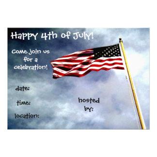 4to de la invitación de julio