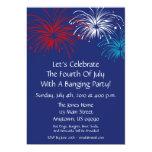 4to De la invitación de julio (estrella Spangled