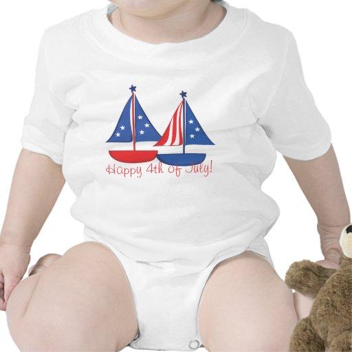 4to de los veleros de julio trajes de bebé