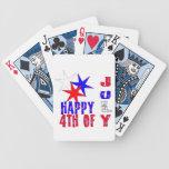 4to del diseño de tarjeta de julio barajas de cartas