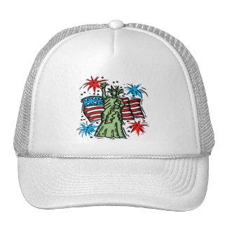 """4to del gorra de béisbol de julio: """"Señora Liberty"""