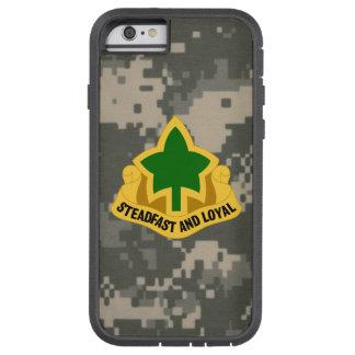 """4to División de infantería """"división"""" Digital Camo Funda De iPhone 6 Tough Xtreme"""