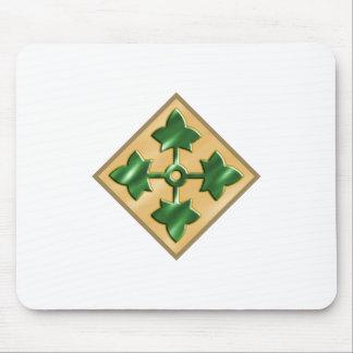 4to División de infantería Tapete De Ratones