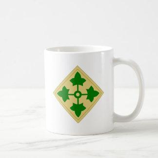 4to División de infantería Taza De Café