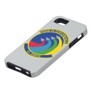 4to Escuadrilla del mantenimiento de aviones iPhone 5 Carcasa
