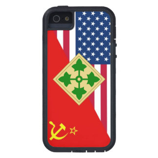 "4to Esquema de la pintura de la ""guerra fría"" de iPhone 5 Cobertura"