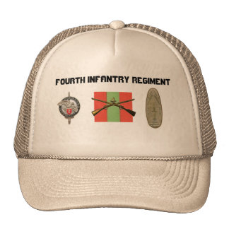 4to Favorable comando francés de los INF 56.os FA  Gorros