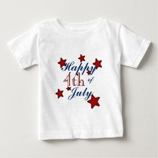 4to feliz de la camiseta de julio