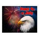 4to feliz de la postal del 1 de julio