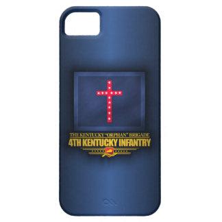 4to Infantería de Kentucky iPhone 5 Carcasas