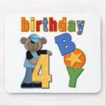 4to Regalo de cumpleaños Tapete De Raton