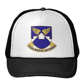 4to Regimiento de la aviación - VIGILANTIA AETERNA Gorros Bordados