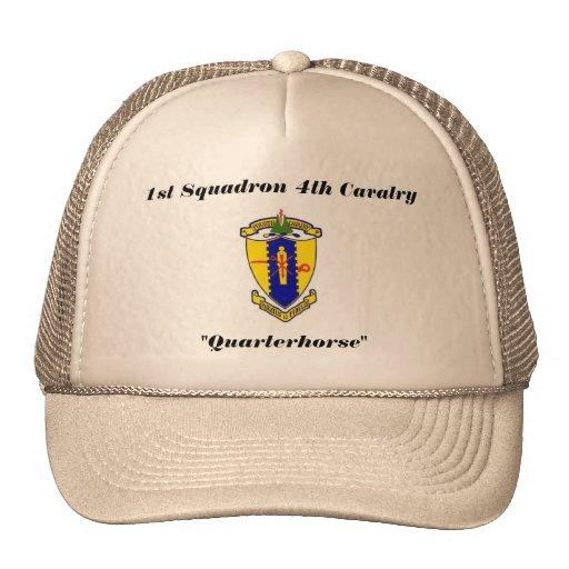 4to Sombrero de la caballería Gorro De Camionero