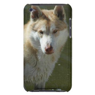 4to tacto C de la generación iPod del lobo Case-Mate iPod Touch Cobertura