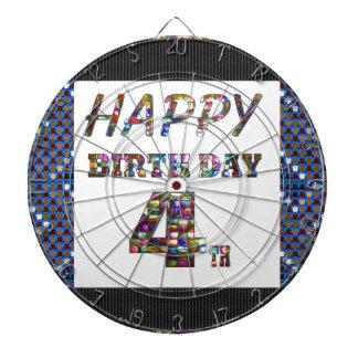 4to texto del feliz cumpleaños