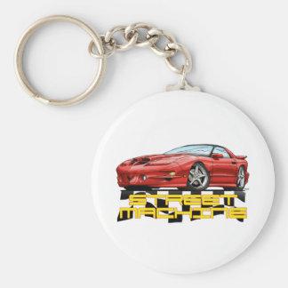 4to transporte de la GEN de Pontiac Llaveros Personalizados