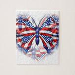 4to único de la mariposa de julio puzzles