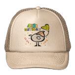 4tos regalos de cumpleaños del pequeño cordero gorras de camionero
