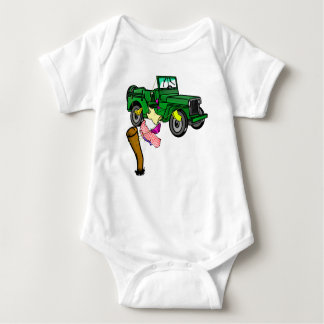 4WD adventue Baby Bodysuit