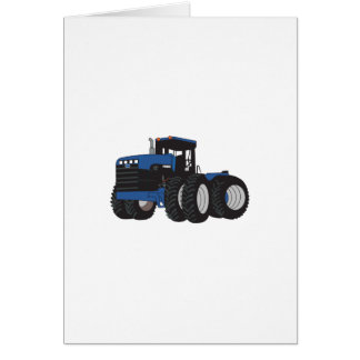 4WD Tractor Card