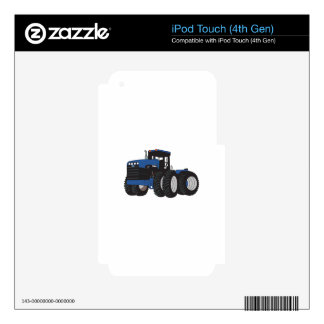 4WD Tractor iPod Touch 4G Skin