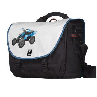 4x4 ATV Sports Blue Destiny Gifts Commuter Bags