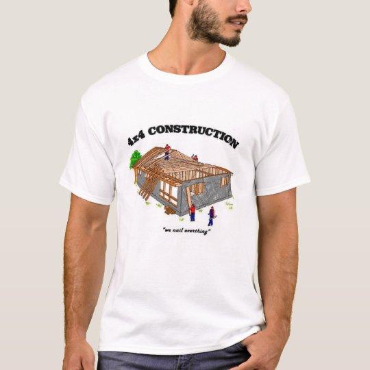 4X4 CONSTRUCTION T-Shirt