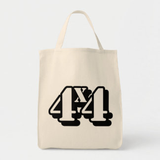 4x4 Four By Four ATV Four Wheel Drive Grocery Tote Bag