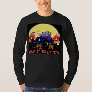 4x4 Get dirty as the sun comes up T-Shirt