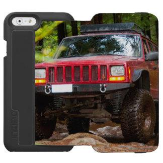 4x4 Go Off Road iPhone 6/6s Wallet Case