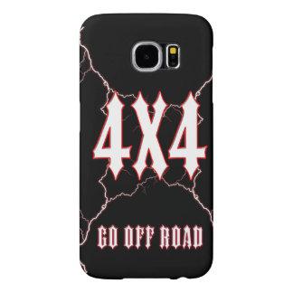 4x4 Go Off Road Samsung Galaxy S6 Case