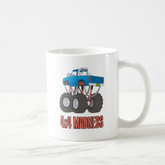 4x4 Madness: Off-road Monster Truck Mugs