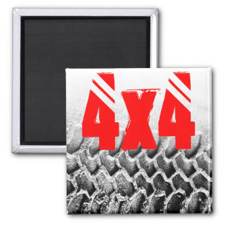 4X4 magnet