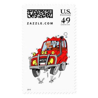4x4 postage