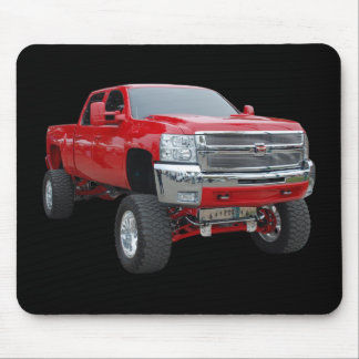 4X4 truck Mouse Pads