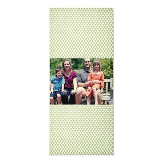 4x9 Family Photo Christmas Card