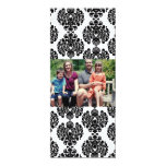 4x9 Family Photo Christmas Card Personalized Invitations