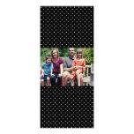 4x9 Family Photo Christmas Card Invitation