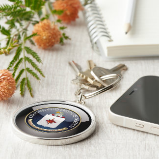 [500] CIA Special Edition Keychains