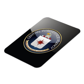 [500] CIA Special Edition Rectangle Magnets