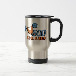 500 CLUB TRAVEL MUG