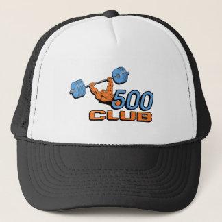500 Club Trucker Hat