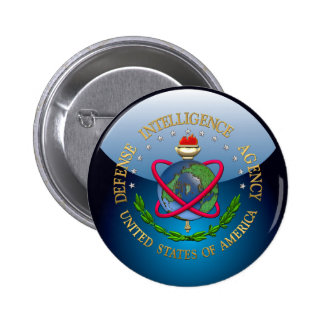 [500] Defense Intelligence Agency: DIA Special Edn Pinback Button